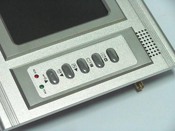Chuông cửa hình không dây ETE T709CW 5