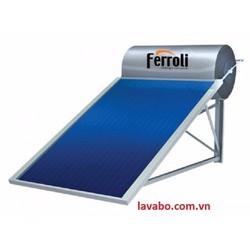 Máy Nước Nóng Năng Lượng Mặt Trời Ferroli dạng tấm 200L
