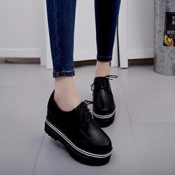 Giày bánh mì nữ cá tính BM057D- BM057D
