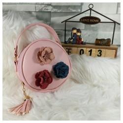 Túi đeo chéo hoa nữ siêu xinh