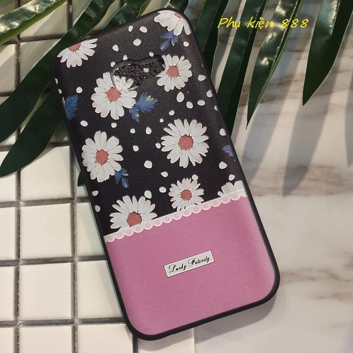 Ốp lưng dẻo Samsung Galaxy A3 2017 Lucky Fellsily 1