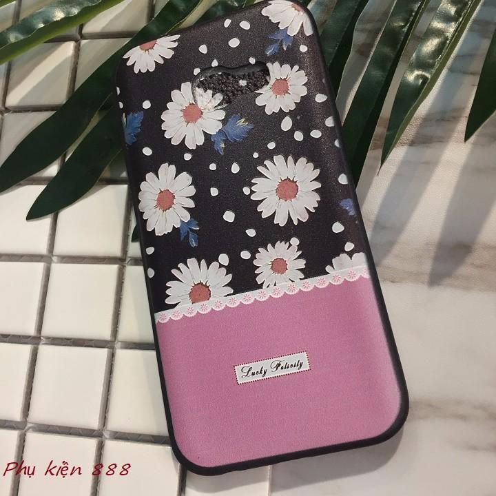 Ốp lưng dẻo Samsung Galaxy A3 2017 Lucky Fellsily 5