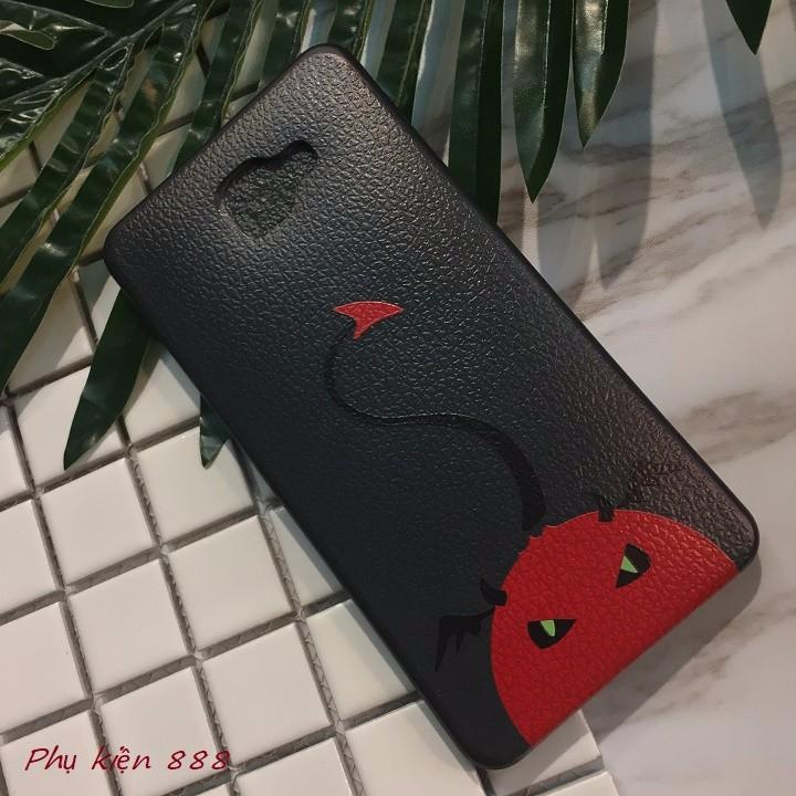 Ốp lưng dẻo Samsung Galaxy A9 con quỷ 1
