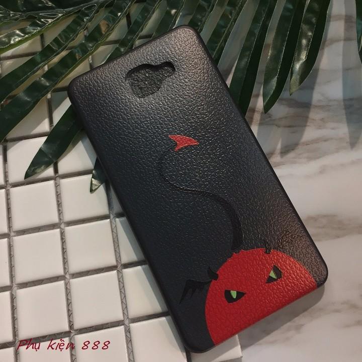 Ốp lưng dẻo Samsung Galaxy A9 con quỷ 3