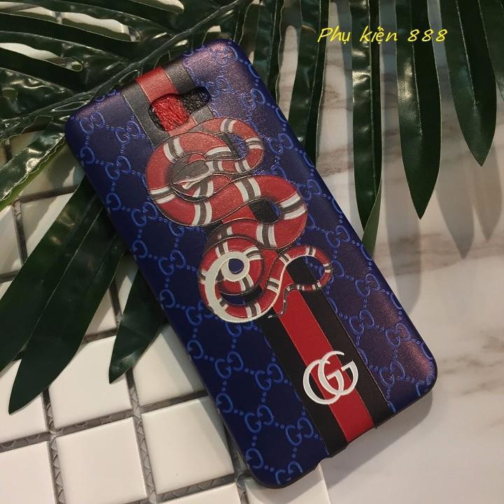 Ốp lưng dẻo Samsung Galaxy J5 Prime con rắn GG 1