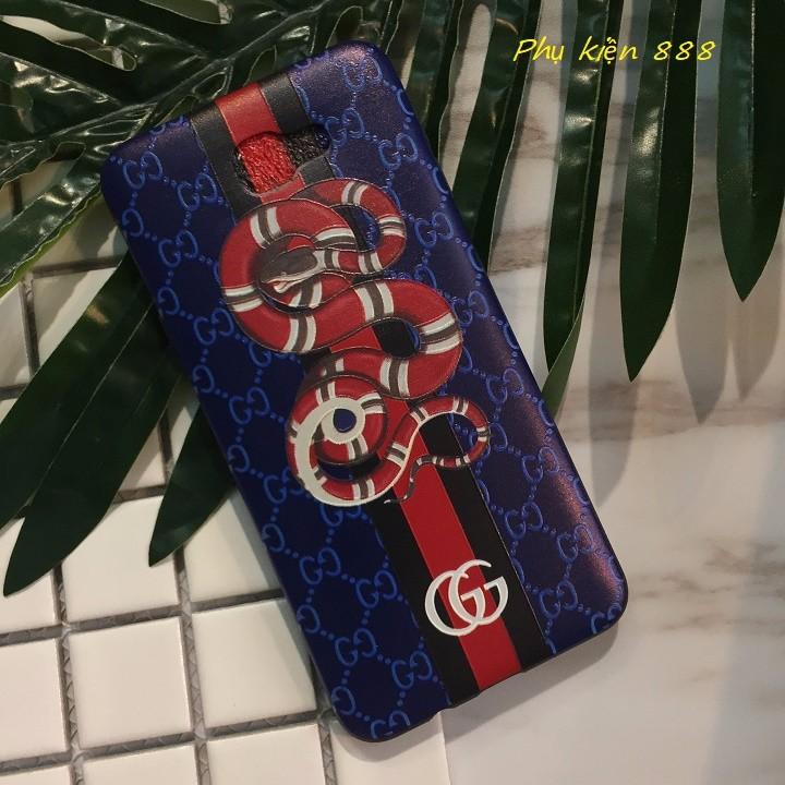 Ốp lưng dẻo Samsung Galaxy J5 Prime con rắn GG 2