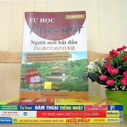 Sách Tự học tiếng Nhật dành cho người mới bắt đầu