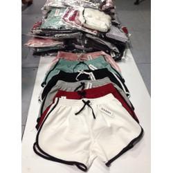 quần đùi nữ giá sỉ  10c
