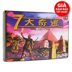 Trò chơi Board Game BG22 7 Wonders 7 Kỳ Quan Thế Giới