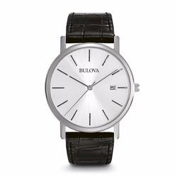 Đồng hồ Bulova Corporate Silver Dial