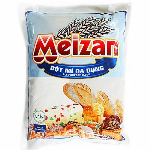 Bột mỳ Meizan 1kg