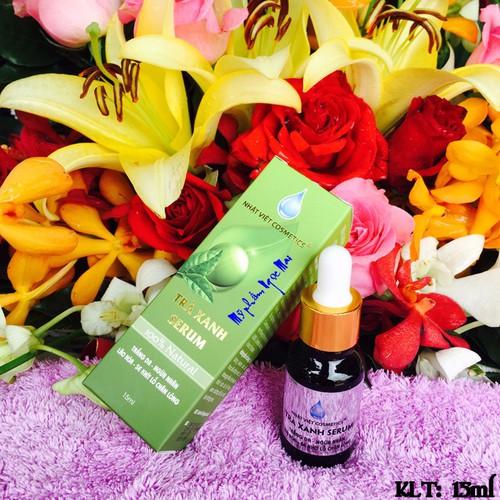 Serum làm trắng da, ngừa nhăn, ngăn lão hóa Nhật Việt Cosmetics - 15ml
