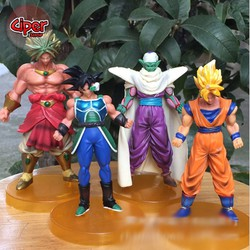 Trọn bộ 4 nhân vật Dragon Ball - Ngoại truyện