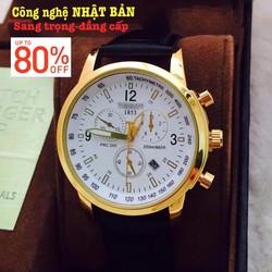 đồng hồ thể thao nam  chống nước kính sapphire