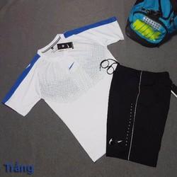Set quần áo tập gym nam mới nhất NK106