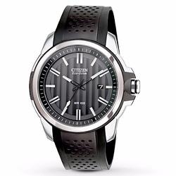 Đồng hồ Citizen AR Eco-Drive Black Dial