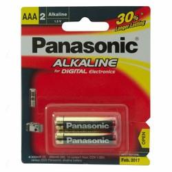 Bộ 5 vỉ pin Panasonic Alkaline AAA