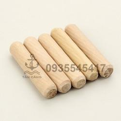 Chốt gỗ phi 8mm - dài 40 mm
