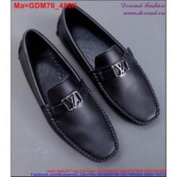 Giày mọi nam với thiết kế thanh lịch