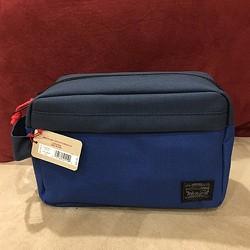 Ví Du Lịch Levi s Travel Kit Navy Blue