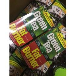 Viên giảm cân từ trà xanh Green Tea Fat Burner 200vien của Mỹ