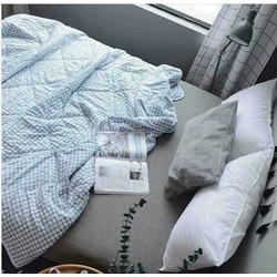 Chăn Muji cao cấp Nhật Bản giúp giấc ngủ sâu và ngon hơn