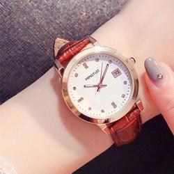 Đồng hồ thời trang nữ sang chảnh
