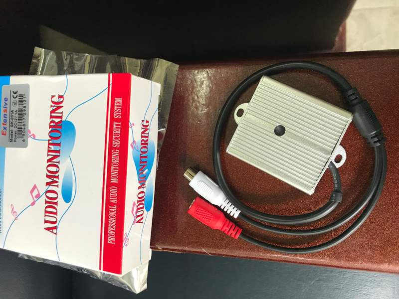 Mic ghi âm chống nhiễu cao cấp VNTIS-GK-801A