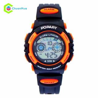 Đồng hồ Bé trai Popart Chống Nước DHA398 - Cam - DHA398-D1310z5-donghobetrai thumbnail