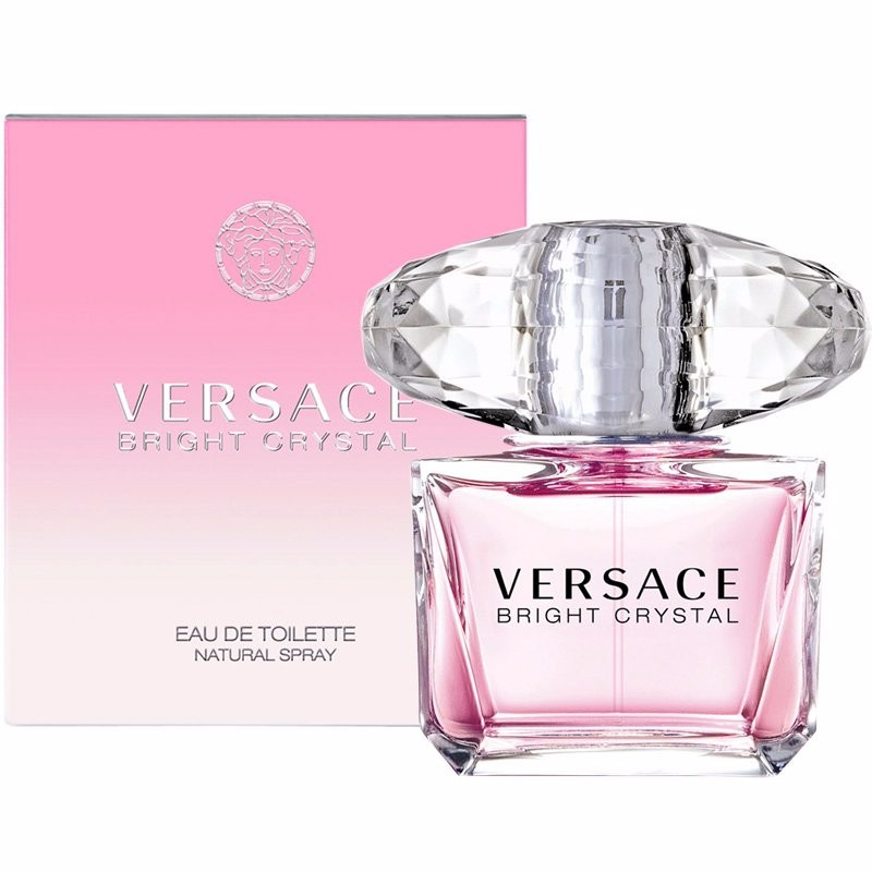Nước hoa VERSACE BRIGHT CRYSTAL 30ml 5