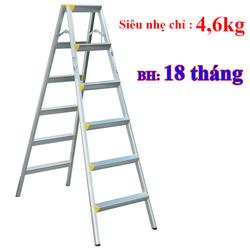 Thang nhôm gấp chữ A 1,5m Nikawa