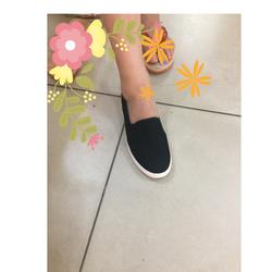 Giày lười nữ trẻ trung, năng động
