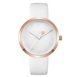 Đồng hồ thời trang nữ CRRJU dây da mềm - Mã số: DHN1703