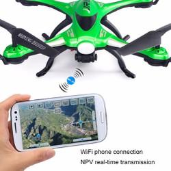 Flycam mini JJRC H31W truyền hình ảnh về điện thoại
