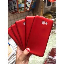 Ốp lưng đỏ Xiaomi Redmi Note 4 - Silicon Dẻo