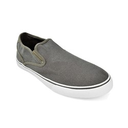 Giày lười nam màu rêu L005 size 43