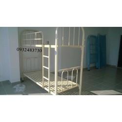 giường sắt 2 tầng DUY PHƯƠNG GIA TỐT NHẤT _NGANG 80X2M . GS80LG