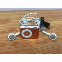 Máy nghe nhac MP3 tặng tai nghe