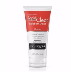 Sửa rửa mặt Neutrogena Rapid Clear Stubborn Acne Cleanser