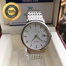 Đồng hồ nam cao cấp OM609 kính sapphire chống xước chống nước