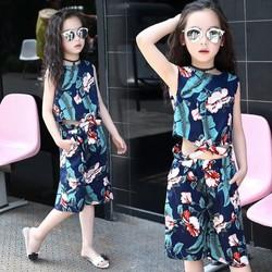Bộ đồ thời trang bé 4-13 tuổi S24