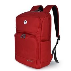 Balo laptop Mikkor The Ives Backpack Red