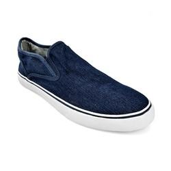 Giày lười nam màu jean L005 size 43
