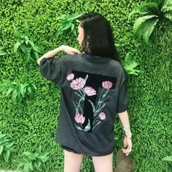 áo thun T-shirt hoa