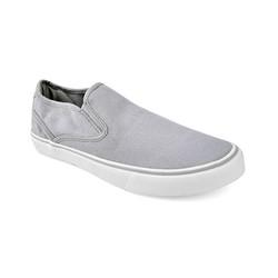 Giày lười nam màu xám L005 size 43