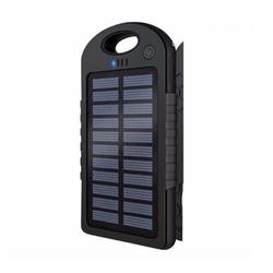 Pin sạc dự phòng năng lượng mặt trời 5000 mAh