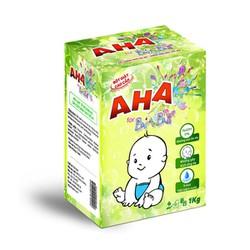 Bột giặt cao cấp AHA Baby 1kg