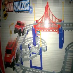 Đồ chơi lắp ráp TRACK SERIES SPRINT CHANLLENGE NO.2015-8