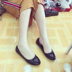 Giày búp bê da mềm cực xinh