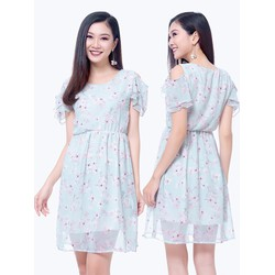 Đầm Xòe Cut Out - YSM0312